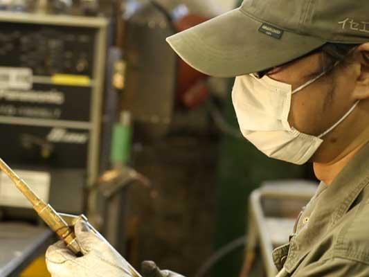 信頼 イセ工業|パイプ加工、試作、端末加工
