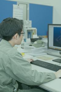 一貫体制 設計 イセ工業|パイプ加工、試作、端末加工